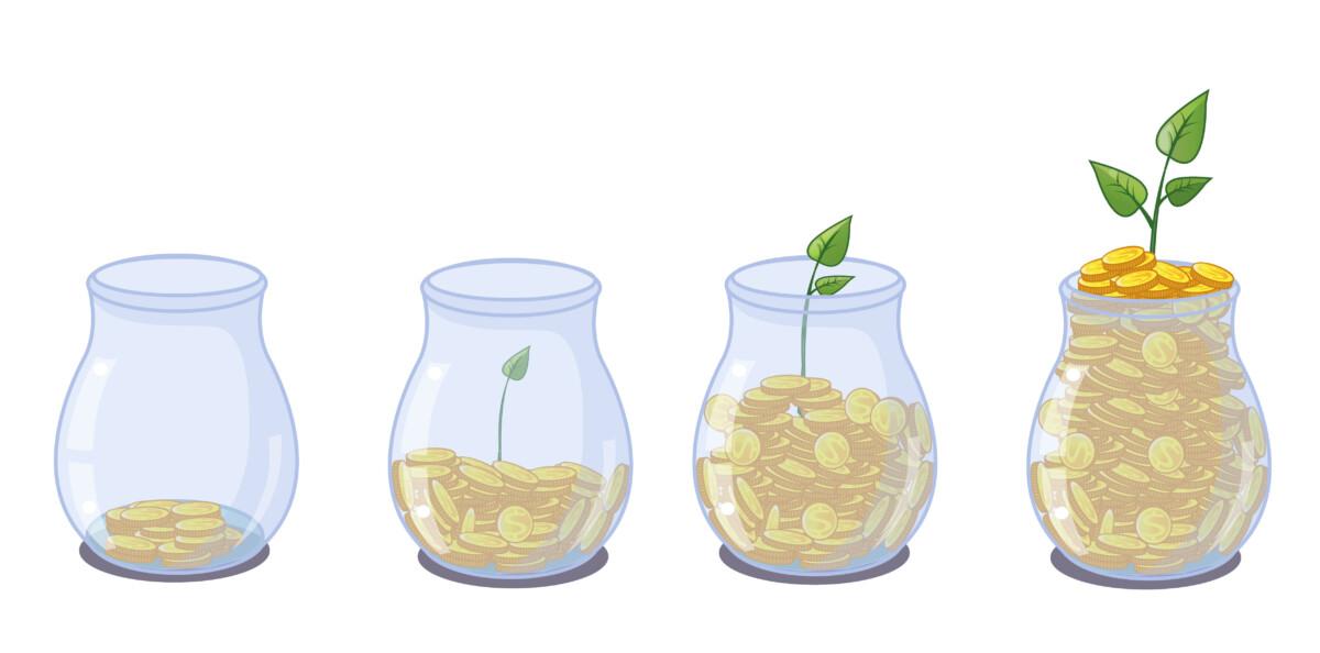 Finanztipps - Aufbau von Vermögen