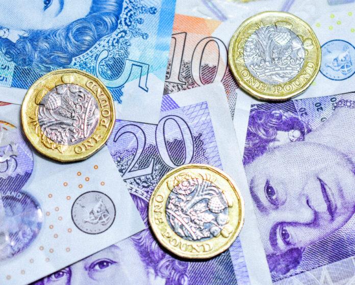 Britisches Pfund Sterling