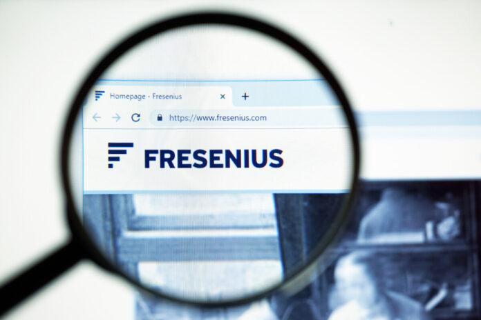 Fresenius weiter im Abwärtstrend