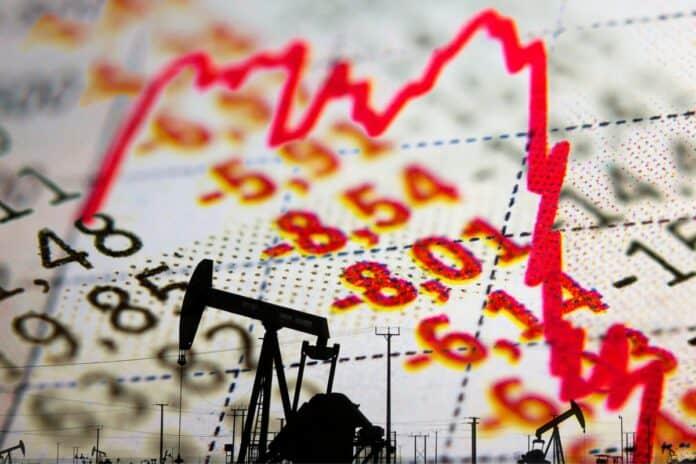 Im Rohstoffsektor geben die Ölpreise leicht nach