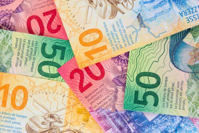 Schweizer Franken - Währungen!