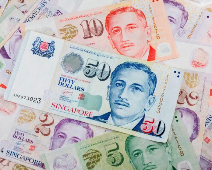 Singapur Dollar - Währungen