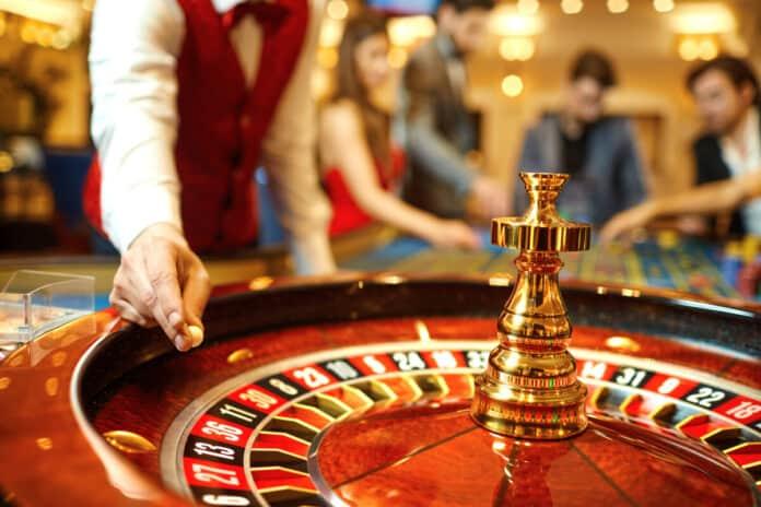 Spielbanksteuer / Spielbankabgabe - Steuern