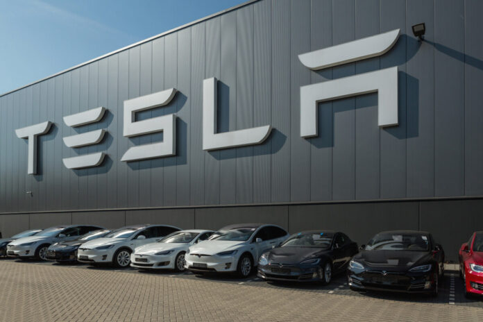 Tesla verliert einen halben Prozentpunkt am Tag
