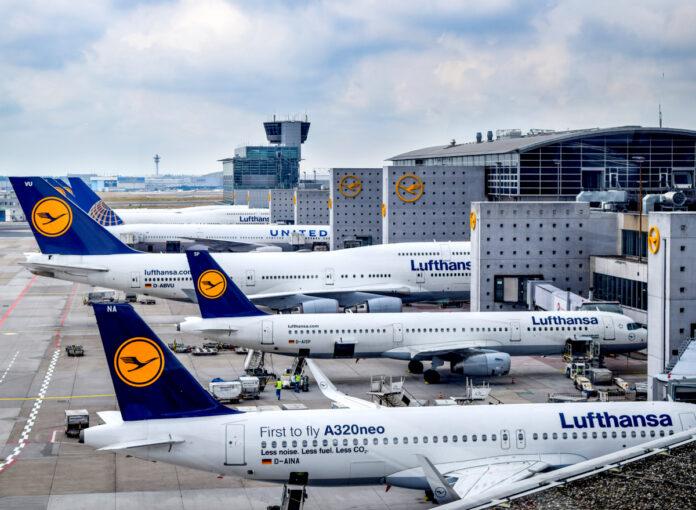 Lufthansa verbrennt täglich 350 Millionen Euro