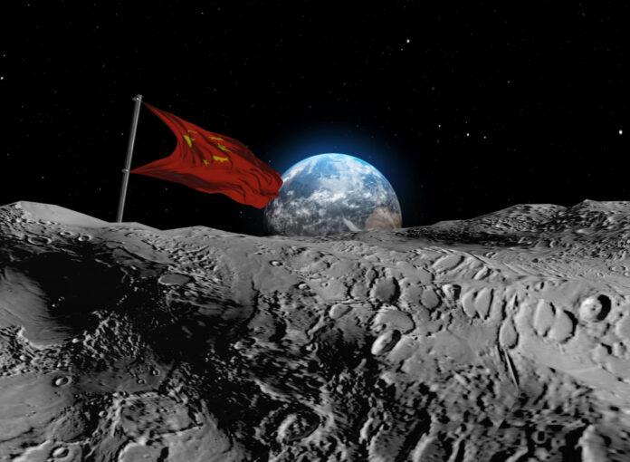 440 Millionen Klicks: China hisst Staatsflagge auf dem Mond