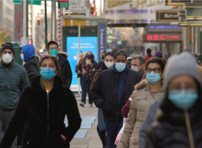 USA: Rekord-Anstieg von Corona-Infektionen auf mehr als 217 000 neue Fälle pro Tag